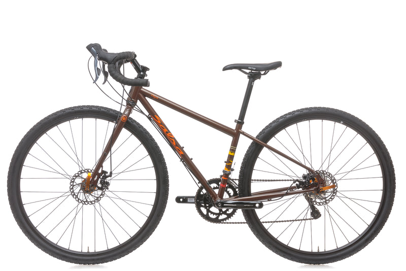 Salsa Vaya Claris 49.5cm Bike - 2017 non-drive side