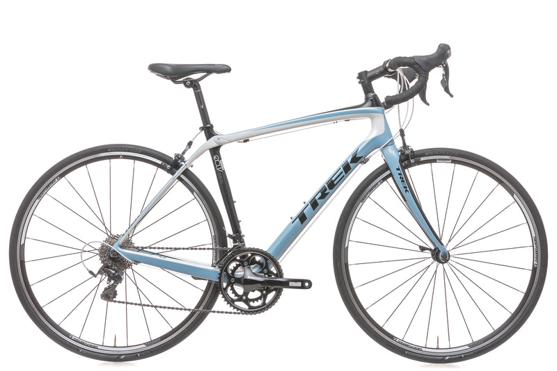 Trek Domane 4.3 WSD 54cm Womens Bike - 2013 drive side