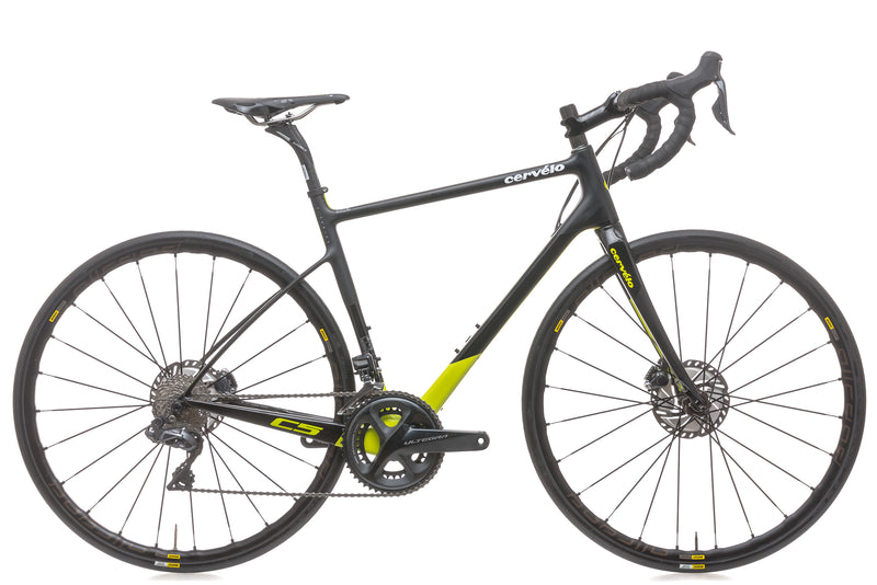 Cervelo C5 Disc 54cm Bike - 2018 drive side
