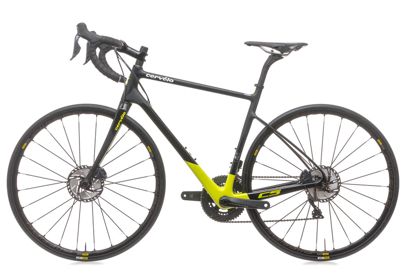 Cervelo C5 Disc 54cm Bike - 2018 non-drive side
