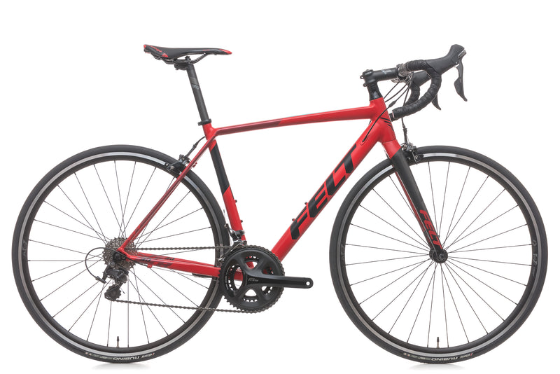Felt FR30 54cm Bike - 2018 drive side