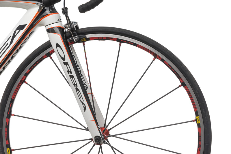 Orbea Orca 51cm Bike - 2011 front wheel