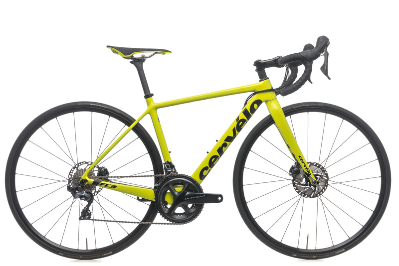 Cervelo R3 Disc 48cm Bike - 2018 drive side