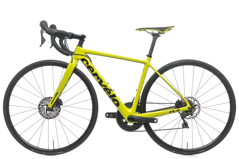 Cervelo R3 Disc 48cm Bike - 2018 non-drive side
