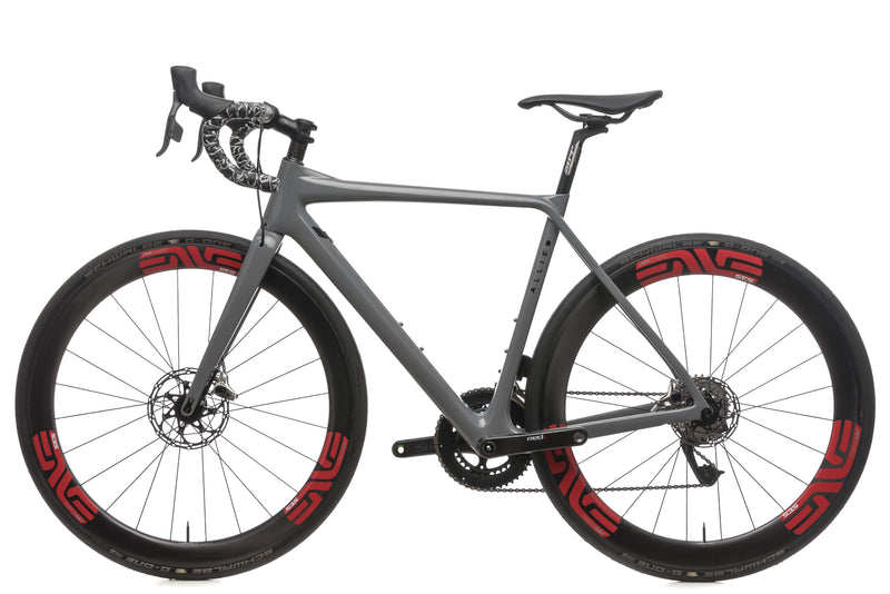 Allied Alfa Allroad 52+ Bike - 2018 non-drive side