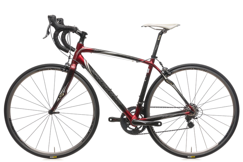 Specialized Ruby Pro Womens 54cm Bike - 2008 non-drive side