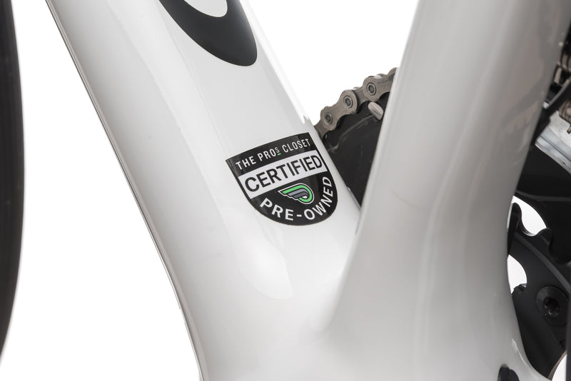 Orbea Orca M201 Team-D 47cm Bike - 2018 sticker