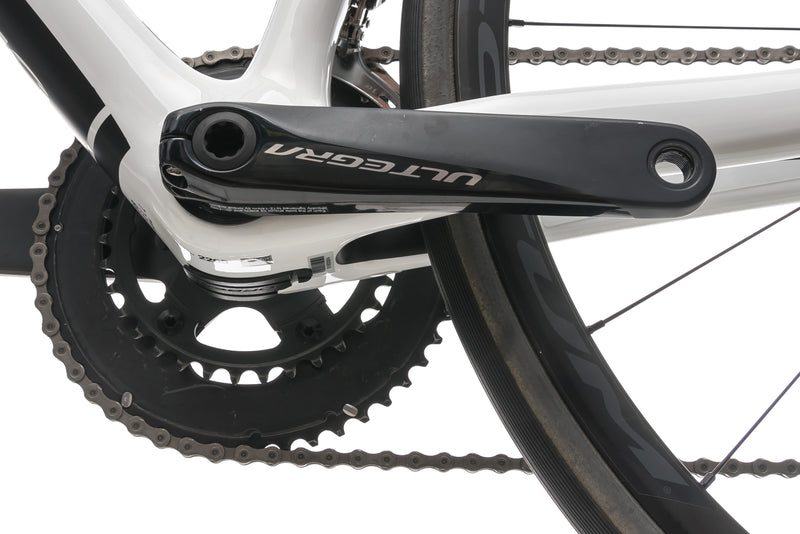 Orbea Orca M201 Team-D 47cm Bike - 2018 crank
