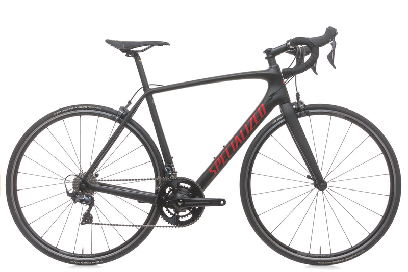 Specialized Tarmac Comp 56cm Bike - 2018 drive side