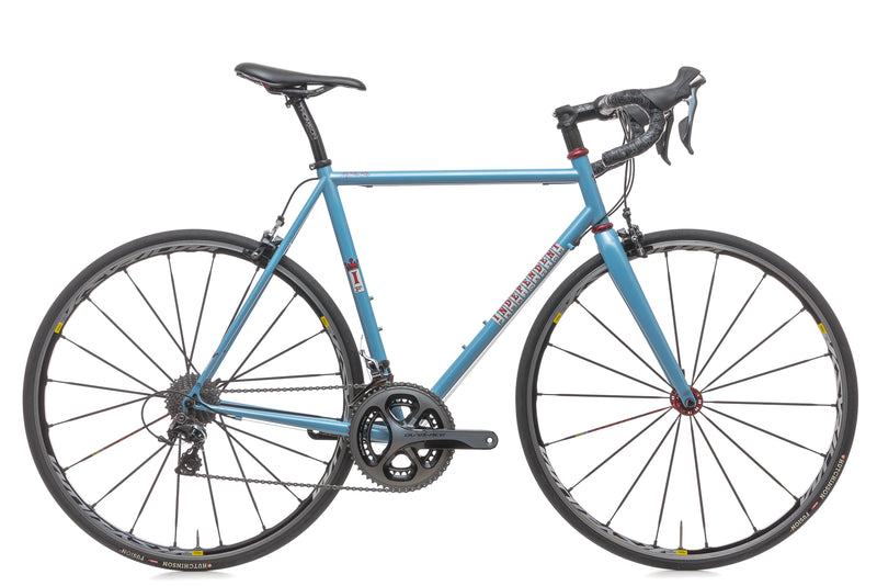 Independent Fabrication Crown Jewel 53cm Bike - 2014 drive side