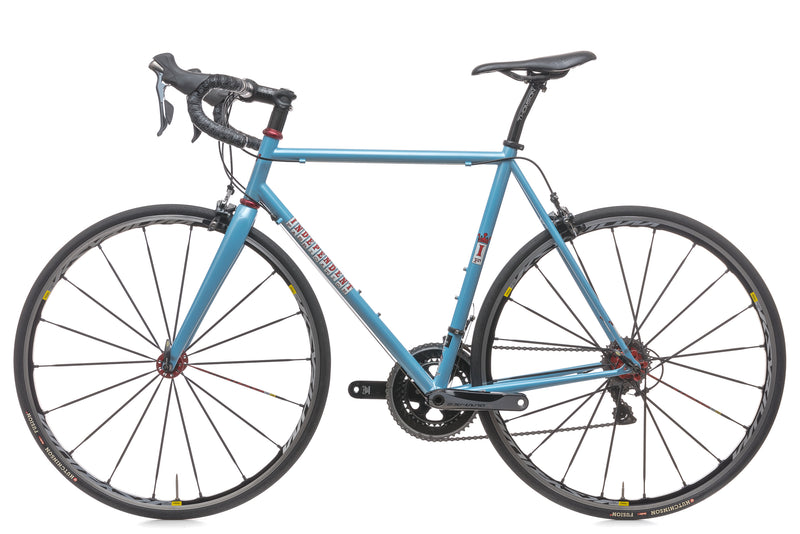 Independent Fabrication Crown Jewel 53cm Bike - 2014 non-drive side