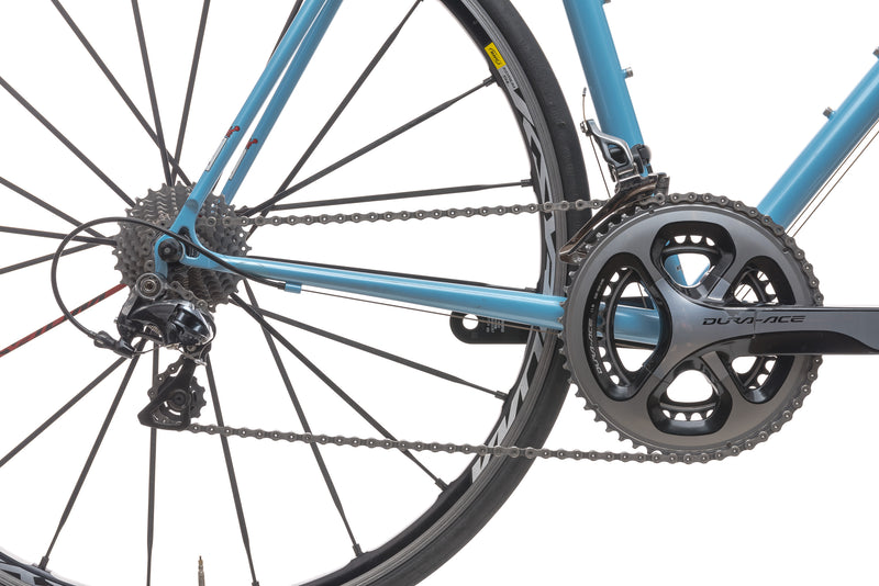 Independent Fabrication Crown Jewel 53cm Bike - 2014 drivetrain