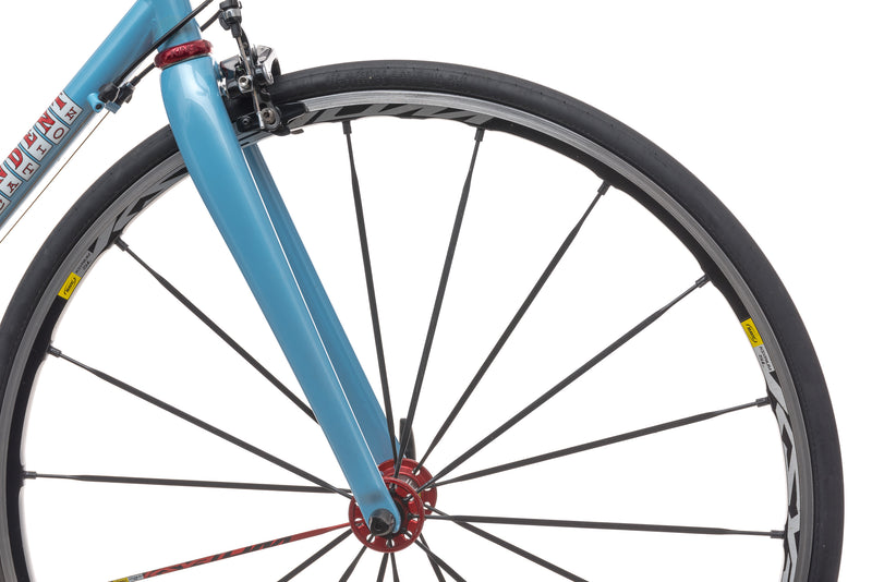 Independent Fabrication Crown Jewel 53cm Bike - 2014 front wheel