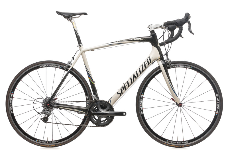 Specialized Tarmac Expert 58cm Large Bike - 2010 drive side