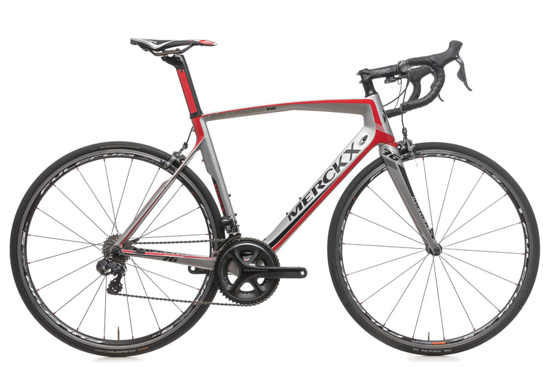 Eddy Merckx San Remo 76 Medium Bike - 2015 drive side