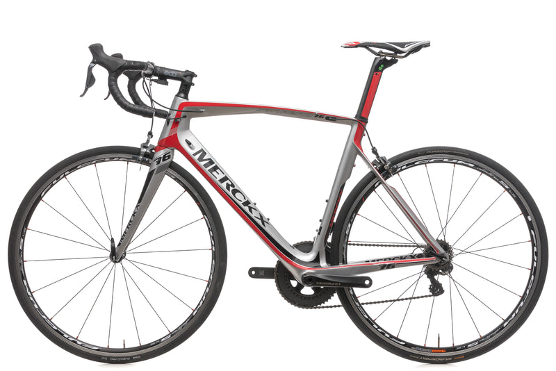 Eddy Merckx San Remo 76 Medium Bike - 2015 non-drive side