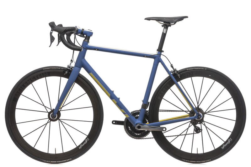 Parlee Z-Zero ML Tall Bike - 2016 non-drive side