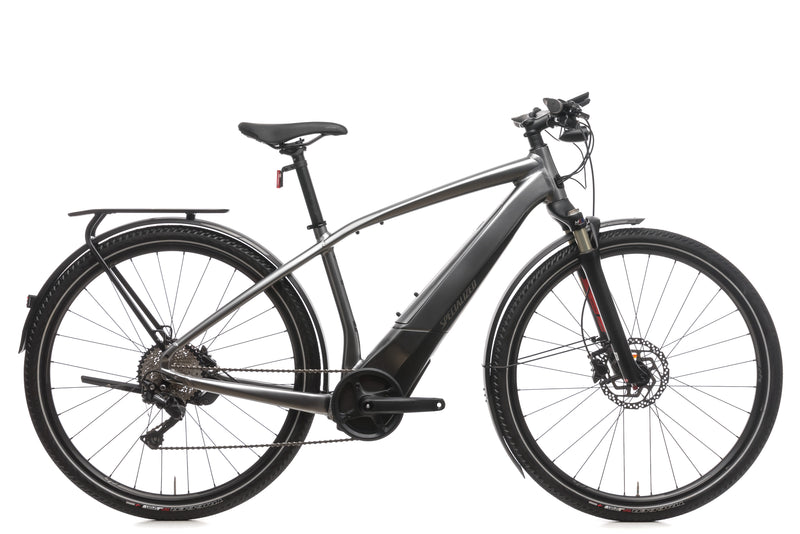 Specialized Turbo Vado 3.0 Medium E-Bike - 2018 drive side