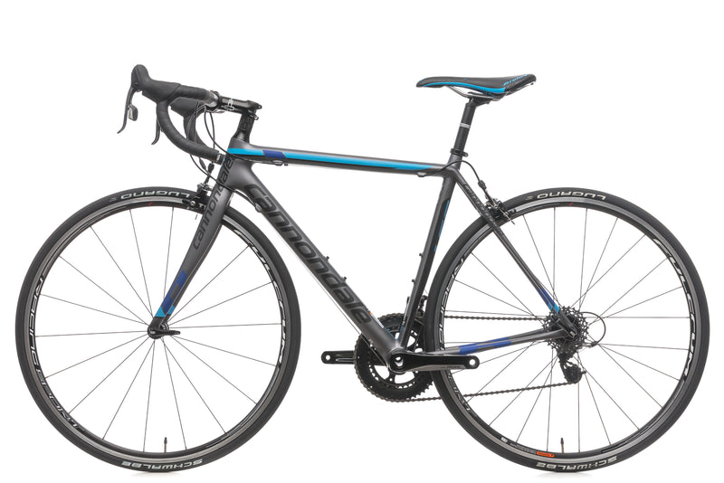 Cannondale SuperSix EVO Rival 22 50cm Bike - 2015 non-drive side