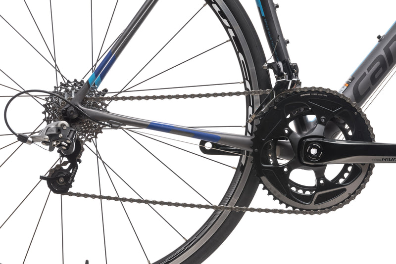 Cannondale SuperSix EVO Rival 22 50cm Bike - 2015 drivetrain