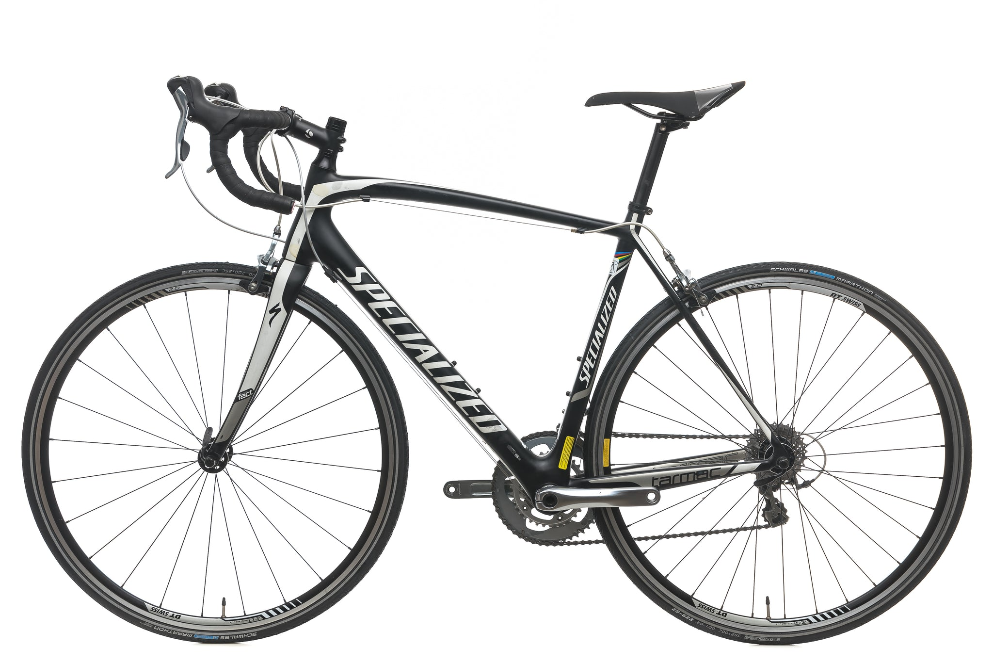 Specialized Tarmac Compact 56cm Bike - 2012