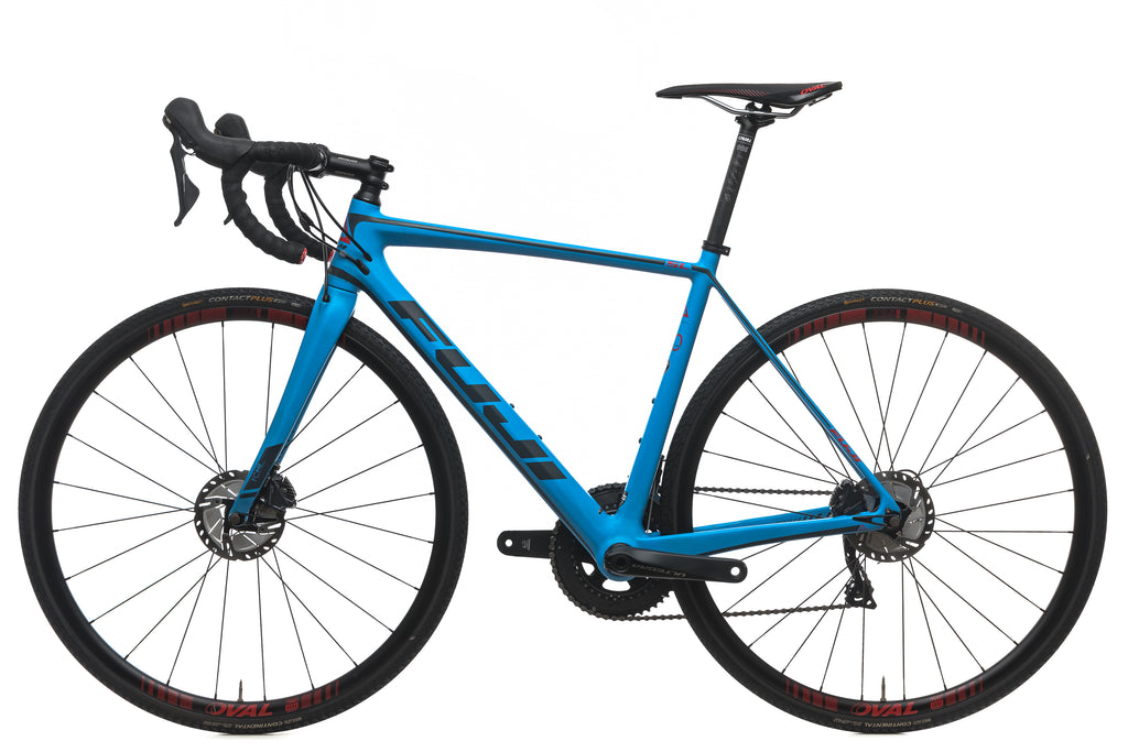6cc8feb9d1e Fuji SL 2.1 Disc Medium Bike - 2018 | The Pro's Closet