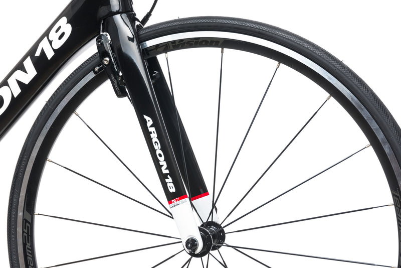 Argon 18 Nitrogen Road Bike - 2016, Medium front wheel