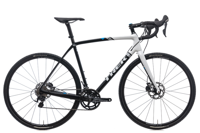 Trek Boone 5 Disc 56cm Bike - 2016 drive side