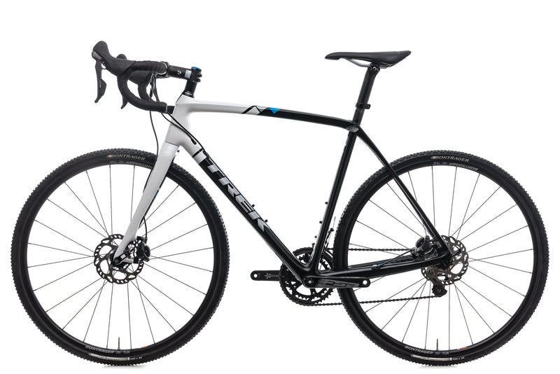 Trek Boone 5 Disc 56cm Bike - 2016 non-drive side