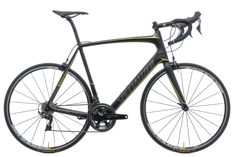 Specialized Tarmac Pro 64cm Bike - 2017 drive side