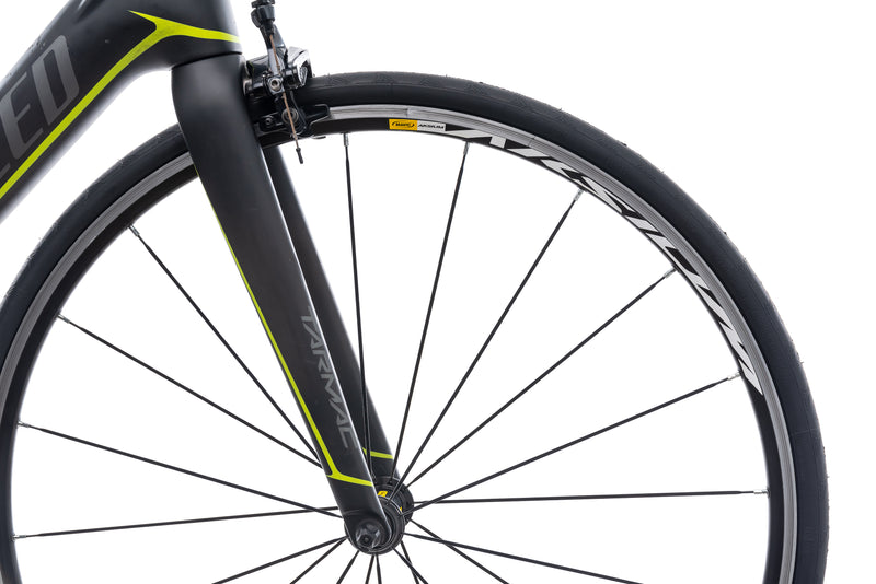 Specialized Tarmac Pro 64cm Bike - 2017 front wheel