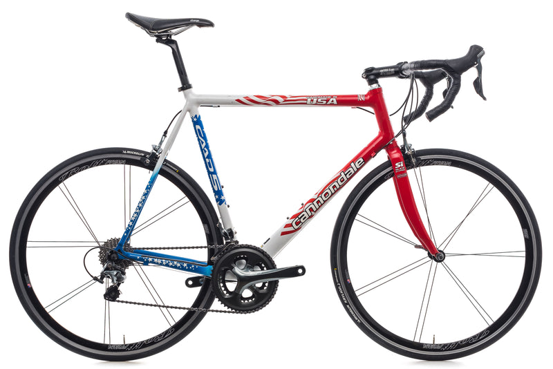 Cannondale 9/11 Memorial CAAD5 59cm Bike - 2002 drive side