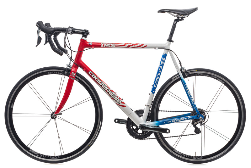 Cannondale 9/11 Memorial CAAD5 59cm Bike - 2002 non-drive side