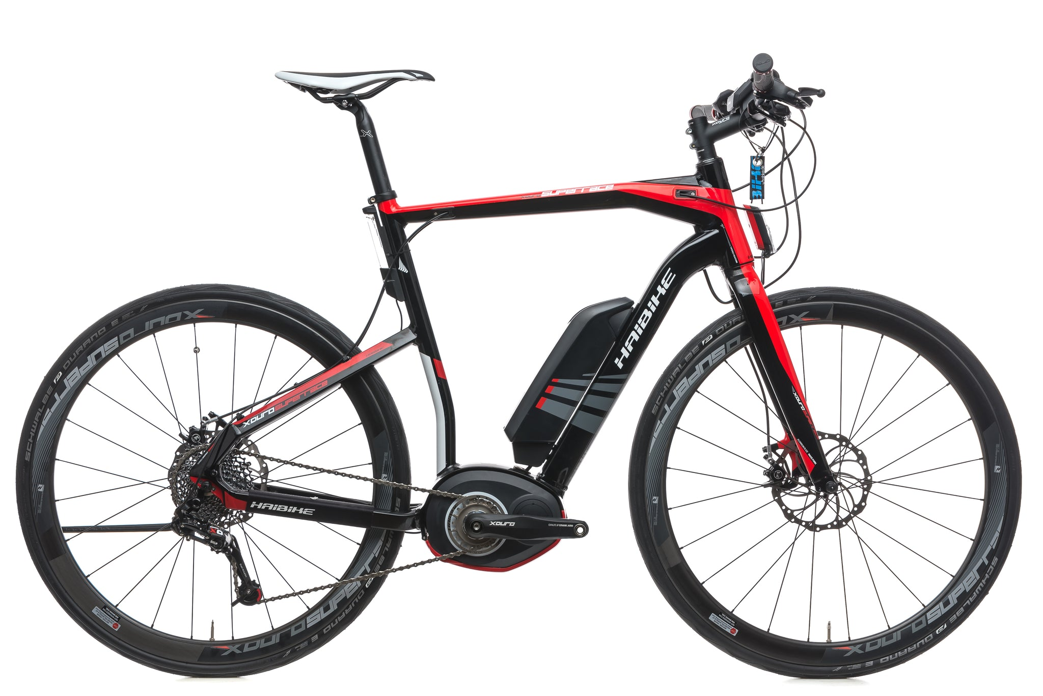 Haibike XDURO SUPERRACE Large Bike - 2015