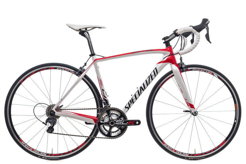 Specialized Tarmac SL4 Expert 52cm Bike - 2014 drive side