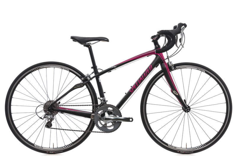 Specialized Ruby Compact 44cm Womens Bike - 2012 drive side