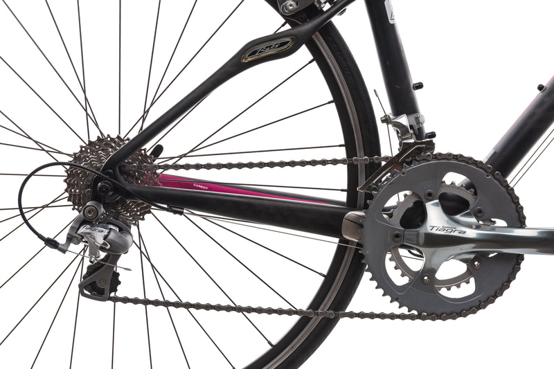 Specialized Ruby Compact 44cm Womens Bike - 2012 drivetrain