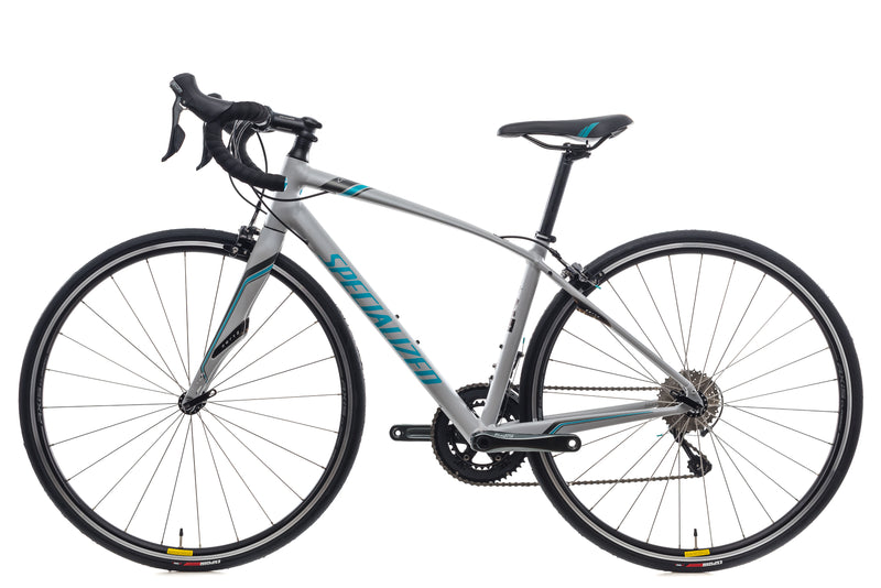 Specialized Dolce Elite 51cm Womens Bike - 2016 non-drive side