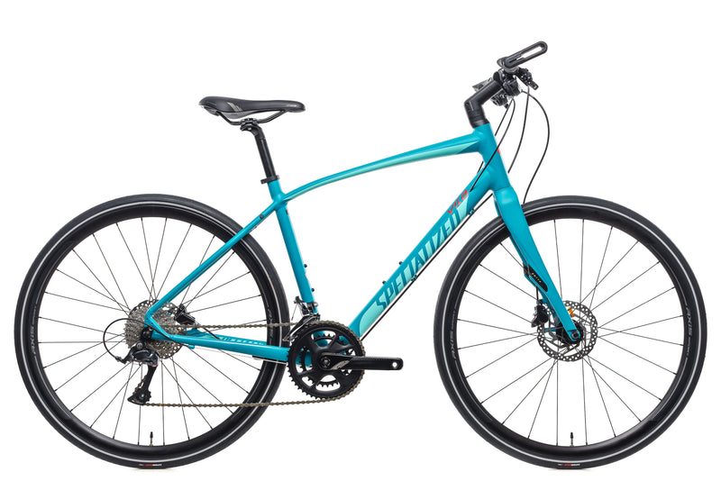 Specialized Vita Elite Womens Large Bike - 2017 drive side