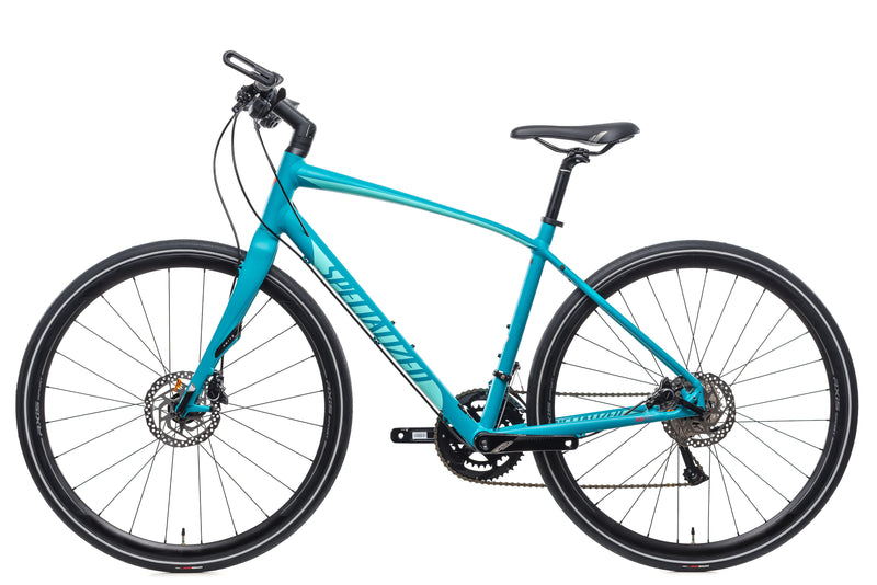 Specialized Vita Elite Womens Large Bike - 2017 non-drive side