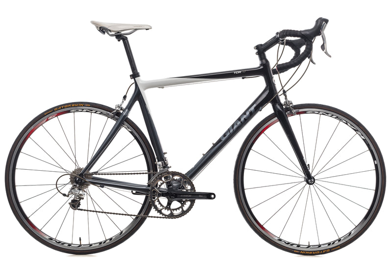 Giant TCR C2 Large Bike - 2007 drive side