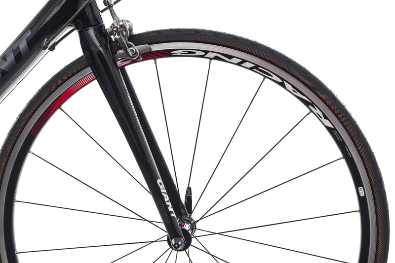 Giant TCR C2 Large Bike - 2007 front wheel