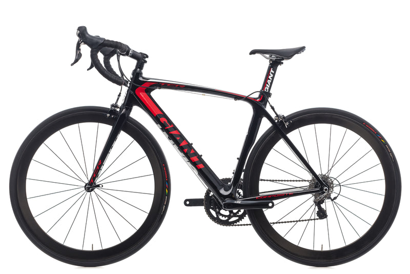 Giant TCR Composite 2 Medium Bike - 2013 non-drive side