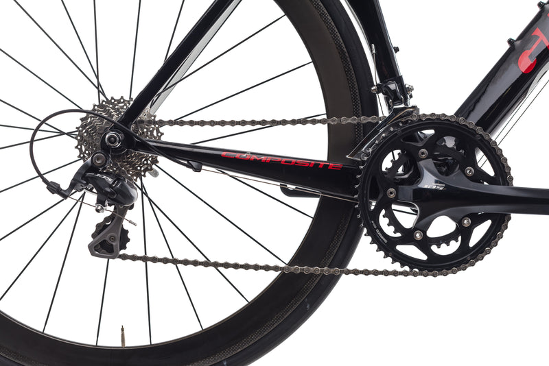 Giant TCR Composite 2 Medium Bike - 2013 drivetrain