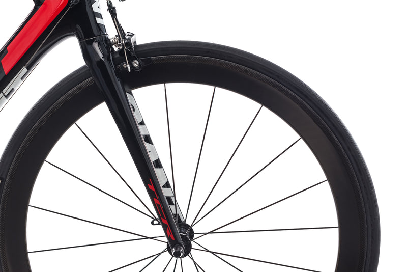 Giant TCR Composite 2 Medium Bike - 2013 front wheel