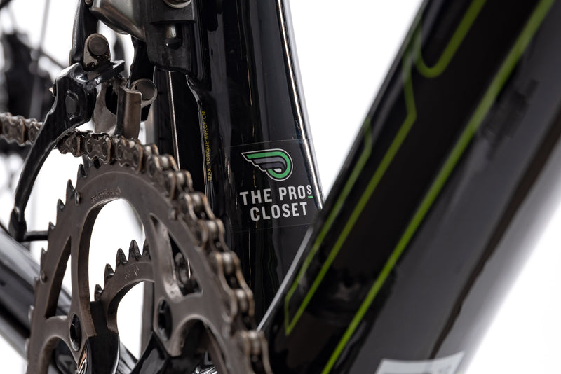 Scott Addict Team Issue 54cm Bike - 2014 sticker