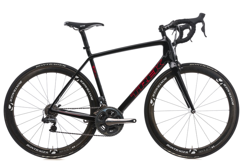 Trek Madone 7 Series H2 Project One 56cm Bike - 2013 drive side