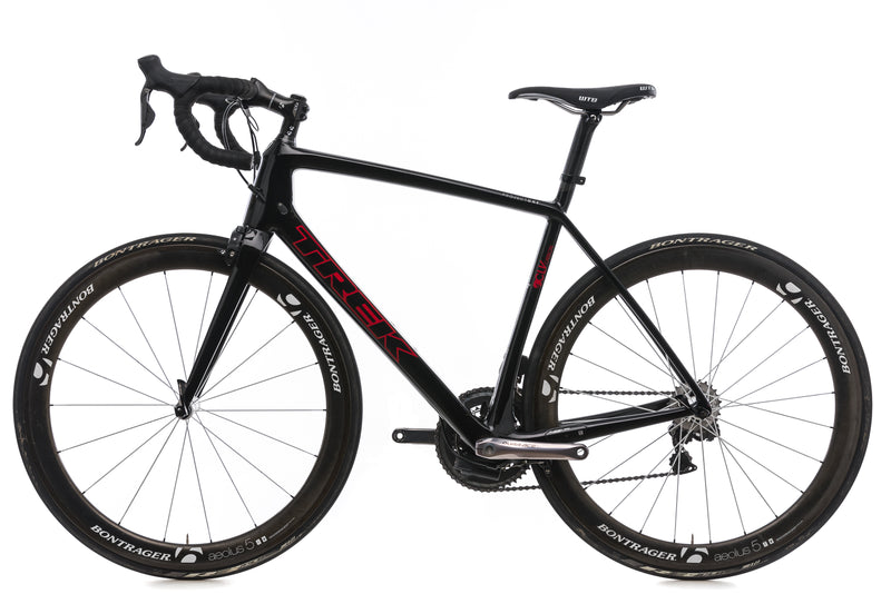 Trek Madone 7 Series H2 Project One 56cm Bike - 2013 non-drive side
