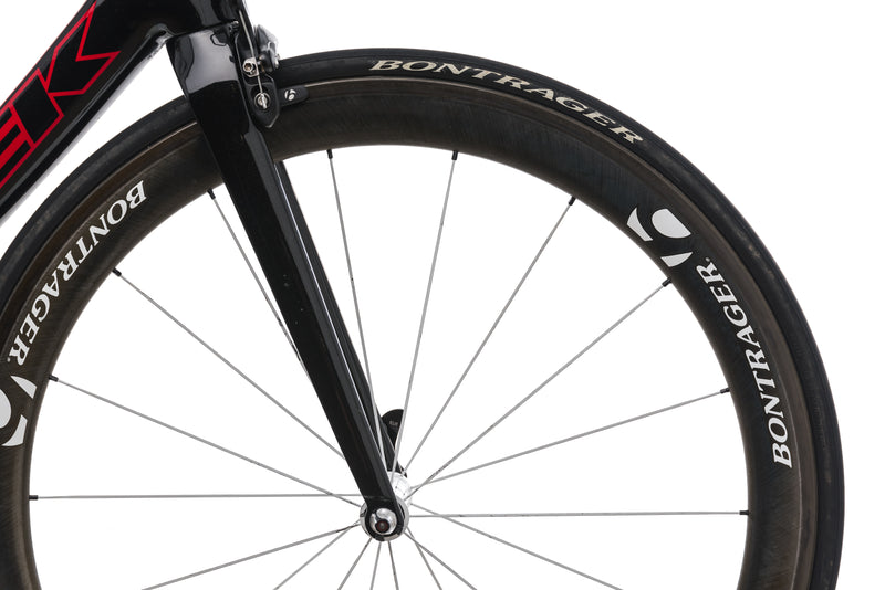 Trek Madone 7 Series H2 Project One 56cm Bike - 2013 front wheel