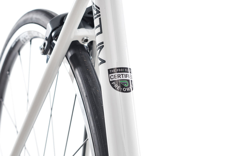 Parlee Altum Med/Large Bike - 2018 sticker